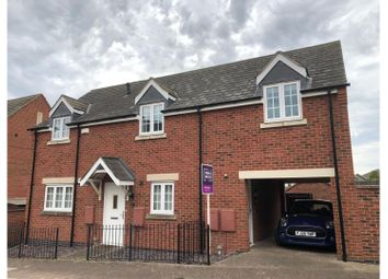 Thumbnail 2 bed property for sale in Palmer Square, Leicester