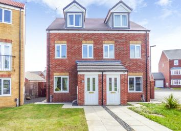 Thumbnail 3 bed semi-detached house for sale in Oval View, Middlesbrough, North Yorkshire