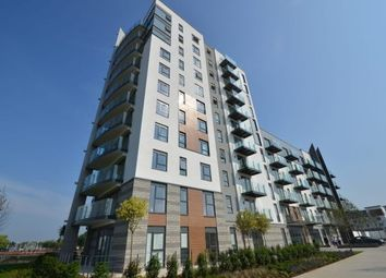 Thumbnail 2 bed flat to rent in Marina Heights, Gillingham