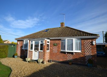 Thumbnail 3 bed detached bungalow for sale in Collingwood Close, Heacham, King's Lynn