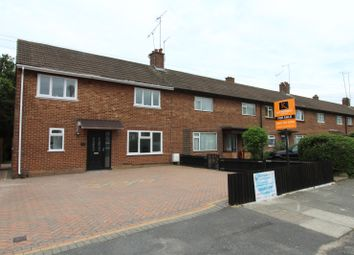 Thumbnail 4 bedroom end terrace house for sale in Dawson Avenue, Orpington
