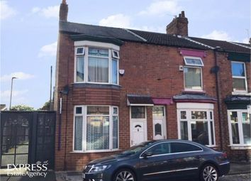 Thumbnail 2 bedroom end terrace house for sale in Byelands Street, Middlesbrough, North Yorkshire