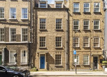 Thumbnail Terraced house for sale in Old Gloucester Street, Bloomsbury, London