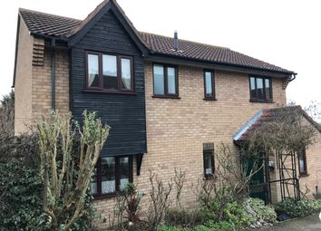 Thumbnail 4 bedroom detached house for sale in Burrows Close, Lawford, Manningtree