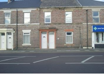 Thumbnail 2 bed flat to rent in Prince Consort Road, Gateshead