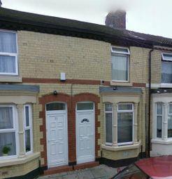 Thumbnail 2 bedroom terraced house for sale in Bannerman Street, Wavertree