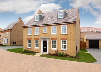 "Thumbnail 5 bed detached house for sale in ""Buckingham"" at Southern Cross, Wixams, Bedford"