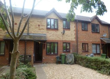 Thumbnail 1 bed terraced house to rent in Pennycress Way, Newport Pagnell