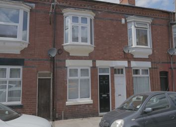 Thumbnail 2 bed terraced house to rent in Dunster Street, Leicester