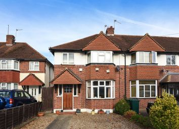 Thumbnail 3 bed terraced house for sale in Heathcroft Avenue, Sunbury-On-Thames