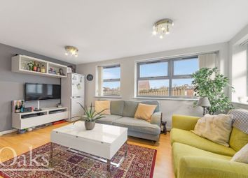 Thumbnail 1 bed flat for sale in Hermitage Lane, London