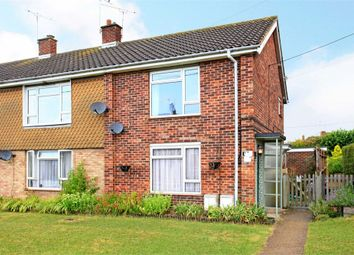 Thumbnail 2 bed maisonette for sale in Windsor Road, Alresford, Hampshire