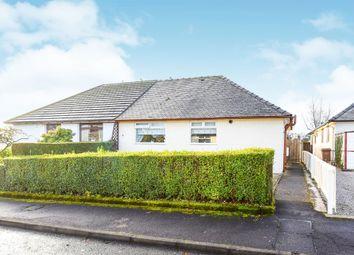 Thumbnail 2 bed semi-detached bungalow for sale in Glebe Terrace, Fenwick, Kilmarnock