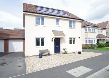 Thumbnail 4 bed detached house for sale in Meadowland Road, Chivenor, Barnstaple