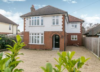 Thumbnail 4 bedroom detached house for sale in Foxhall Road, Ipswich