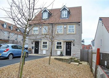 Thumbnail 3 bedroom town house to rent in Orchard Road, Kingswood, Bristol