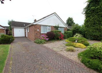 Thumbnail 3 bed bungalow for sale in Vicarage Close, Burton-On-Trent