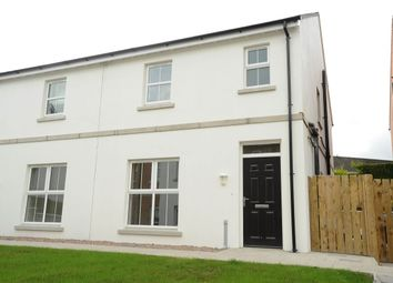 Thumbnail 3 bed semi-detached house for sale in Galway Drive, Dundonald, Belfast