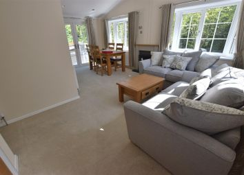 Thumbnail 2 bed mobile/park home for sale in Gelder Clough, Heywood