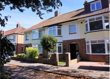 Thumbnail 3 bedroom terraced house for sale in Widley Court Drive, Portsmouth
