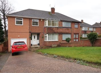 Thumbnail 4 bed semi-detached house for sale in March Vale Rise, Doncaster