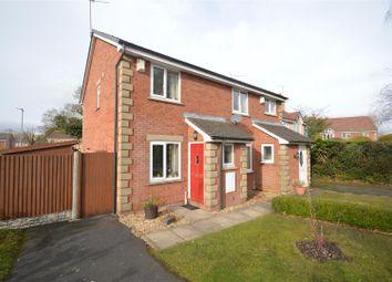 Thumbnail 2 bed semi-detached house for sale in Roxburgh Road, Little Sutton, Ellesmere Port
