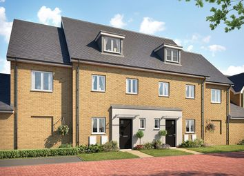 Thumbnail 3 bed semi-detached house for sale in Ram Gorse Park, Elizabeth Way, Harlow
