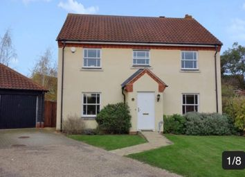Thumbnail 4 bed detached house to rent in Auberry Way, Lower Cambourne, Cambourne, Cambridge