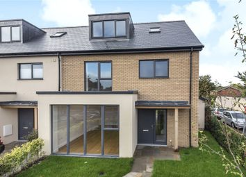 Thumbnail 4 bed semi-detached house for sale in Cricket Road, Oxford