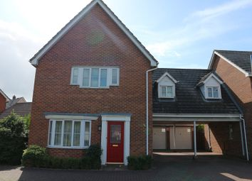 Thumbnail 3 bed link-detached house to rent in Artillery Drive, Dovercourt, Harwich