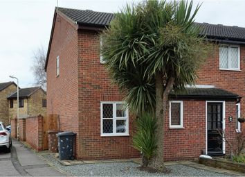 Thumbnail 2 bed end terrace house for sale in Burgess Field, Chelmsford