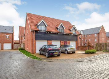 Thumbnail 2 bed property for sale in Walne Close, Framlingham, Woodbridge