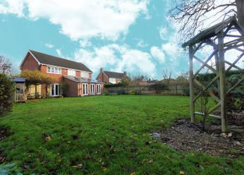 Thumbnail 4 bed detached house for sale in School Lane, Appleford, Abingdon