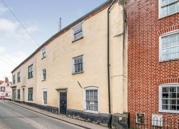 Thumbnail 4 bed terraced house for sale in Kings Arms Street, North Walsham
