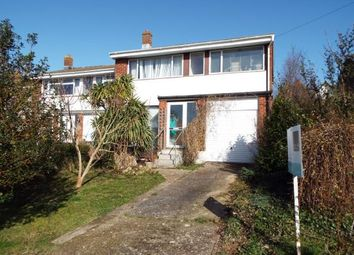 Thumbnail 3 bed semi-detached house for sale in Gordon Road, Newport