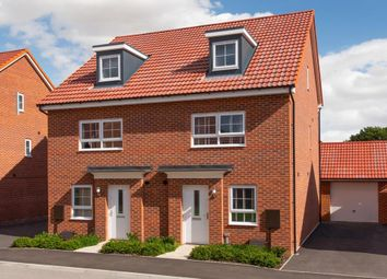 "Thumbnail 4 bed end terrace house for sale in ""Kingsville"" at Woodcock Square, Mickleover, Derby"
