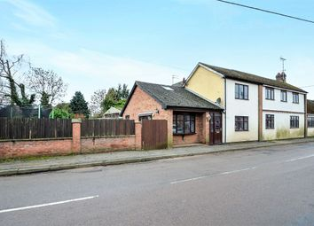 Thumbnail 4 bed cottage for sale in Rugby Road, Lilbourne, Rugby