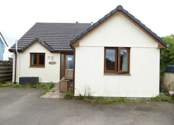 Thumbnail 3 bed detached bungalow for sale in Otterham, Camelford