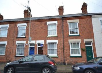 Thumbnail 2 bed terraced house to rent in St Leonards Road, Clarendon Park, Leicester