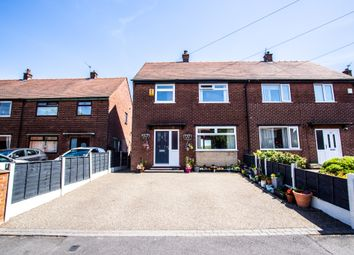3 bed semi-detached house for sale in Manor Road, Denton, Manchester M34