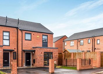 Thumbnail 3 bed semi-detached house to rent in Lostock Street, Manchester