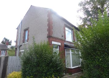 Thumbnail 2 bed semi-detached house for sale in Park Drive, Pye Nest, Halifax