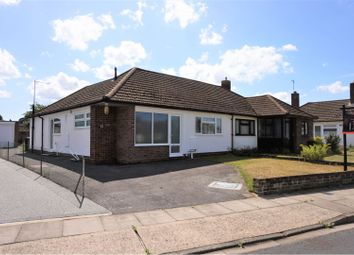 Thumbnail 2 bed semi-detached bungalow for sale in Gleneagles Drive, Ipswich