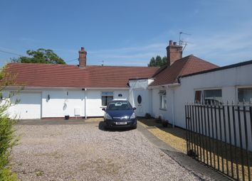 Thumbnail 3 bed detached bungalow for sale in Moss Lane, Madeley, Cheshire