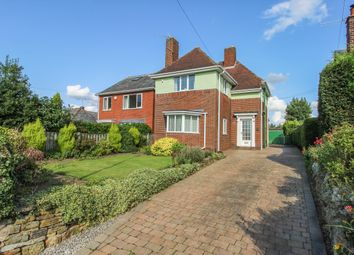 3 bed detached house for sale in Manor Road, Brimington, Chesterfield S43