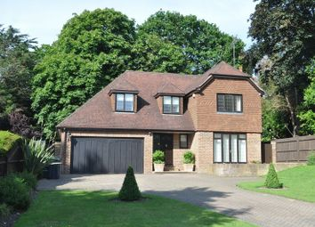 Thumbnail 4 bed detached house for sale in Park Lane, Ashtead