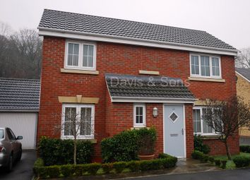 Thumbnail 3 bed detached house to rent in Coed Celynen Drive, Abercarn, Newport.