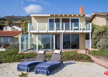 Thumbnail 4 bed property for sale in 31324 Broad Beach Rd, Malibu, Ca, 90265