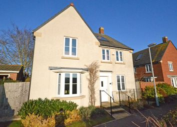 Thumbnail 4 bed detached house for sale in St. Thomas, Exeter, Devon
