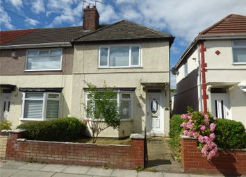 Thumbnail 3 bed end terrace house for sale in Greystone Road, Fazakerley, Liverpool, Merseyside